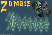 Zombie Bowling Website